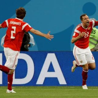 S2M: 2018 World Cup Day 6:  Russia Shows-Off Again
