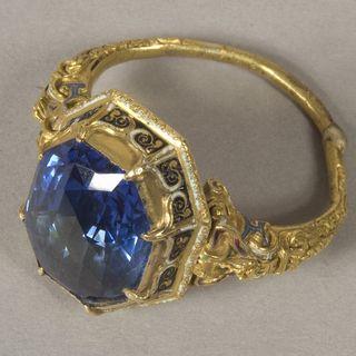 L'anello di Papa Pio IV