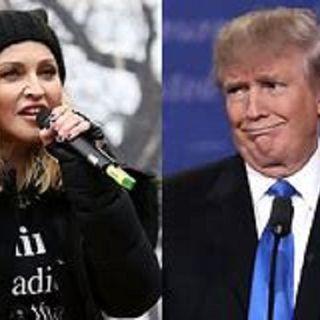 TNThur_Madonna vs Trump Round 2 & Harvey Weinstein Talk
