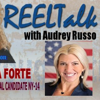 REELTalk Special Edition: 12 PM ET - Saving NYC with Congressional Candidate Tina Forte