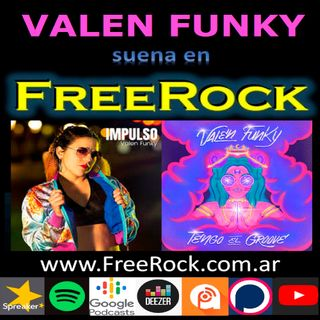 VALEN FUNKY FR 587 091020