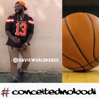 Special Guest @Davieworldpeace from @2blackboyspodcast visits