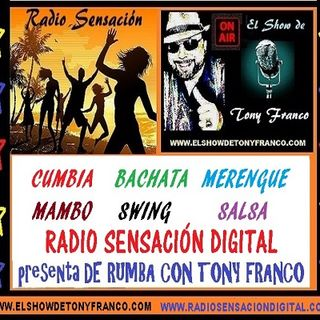 DE RUMBA con TONY FRANCO