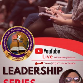 Day 1 Leadership Series ~ Displaying The Fruits of The Spirit