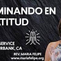 [SERVICIO]Caminado En Gratitud - Unity en Espanol - UCDM