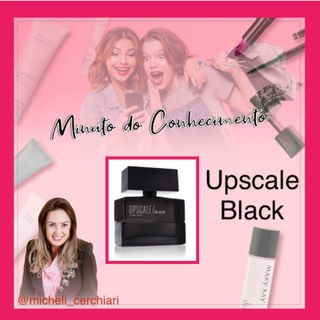 Upscale Black® Deo Colônia