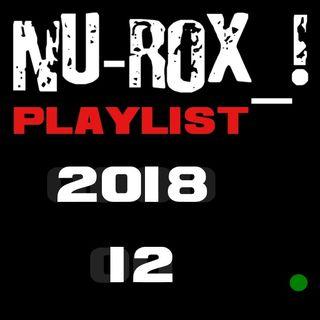 NU-ROX_! PLAYLIST 2018_12