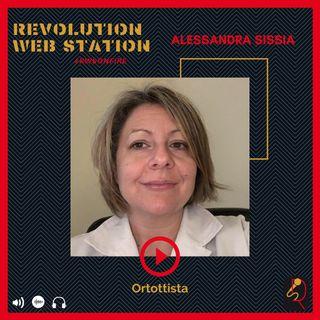 INTERVISTA ALESSANDRA SISSIA - ORTOTTISTA