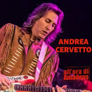 Andrea Cervetto - Brian May, il Mito New Trolls ed altre storie