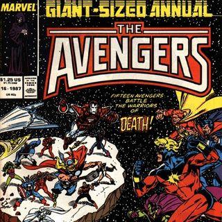 Avengers Annual #16