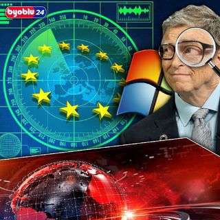 Spiati? Tutti i dati dell'UE controllati dalla Microsoft di Gates