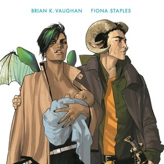 Source Material #148: Saga Comics Volume 1 (Image, 2012)