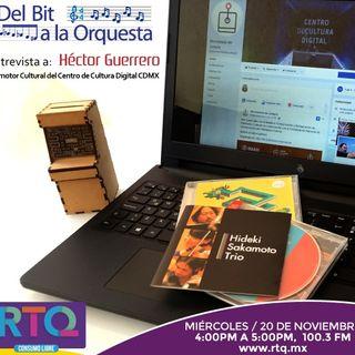 211 - Entrevista a Hector Guerrero  - CCD y Game Jam