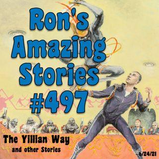 RAS #497 - The Yillian Way