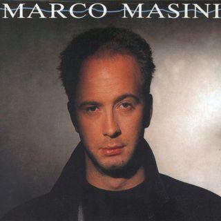 """Parliamo di Marco Masini, ricordando gli inizi della carriera e la hit """"Vai con lui"""", estratta dal suo album di debutto del 1990."""