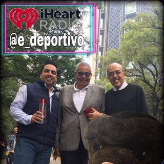 El Rudo, Pepe y Alex con el mejor ambiente en Espacio Deportivo de la Tarde 24 de Julio 2019