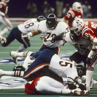 TGT Presents On This Day:The Bears beat the Patriots to win Super Bowl XX