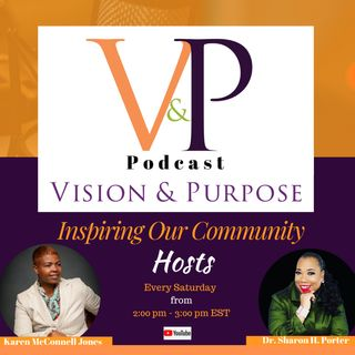V&P Inspiring Our Community Podcast May 16, 2020
