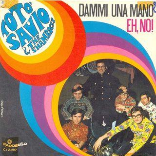Totò Savio & the Shamrocks - Dammi una mano