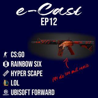 e-Cast Ep12 - M4 de 500 mil reais?