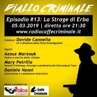 #13 Episodio | La Strage di Erba con Azouz Marzouk_05.03.2019
