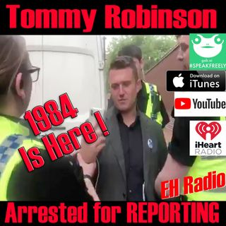 Morning Moment Tommy Robinson for Reporting THE TRUTH May 28 2018