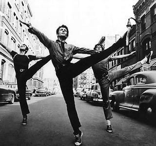 """WEST SIDE STORY"" GEORGE CHAKIRIS"