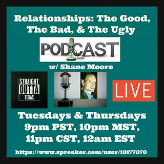Good, Bad, Ugly Live Relationship Advice