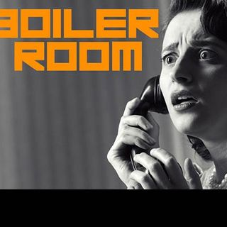 Boiler Room - EP #41 pt. 2 - Oregon Standoff, Cuddle Parties, Guns n' Posers