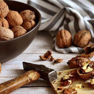 Las nueces como alimento antienvejecimiento