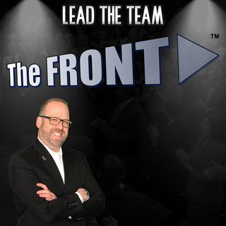 Leadership Lessons from The FRONT with guest Sharifah Hardie