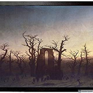 L' abbazia nel bosco/querceto Cd Friederich