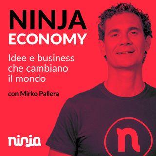 Ninja Economy: Idee e Business che Cambiano il Mondo | Marketing e Motivazione con Mirko Pallera
