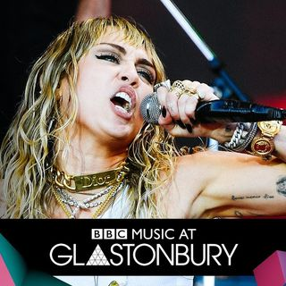 Miley Cyrus - Live in Glastonbury 2019 - Full Concert / Full Show