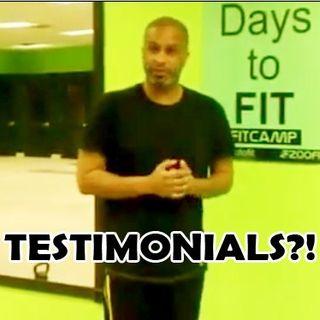 Importance of Testimonials