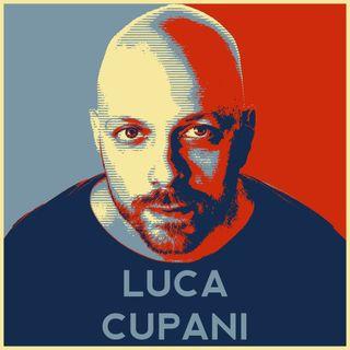 Luca Cupani - Comedian in London - Interviste Ciniche