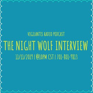 The Night Wolf Interview.