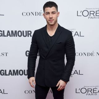 Nick Jonas Mamas Boy, Kim K Promotes Fragrance Collection At Baby Shower & Too Early for Christmas Decorations