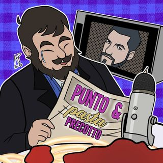 """Punto&Pasta PRECOTTO #5 - """"AGATHA"""""""