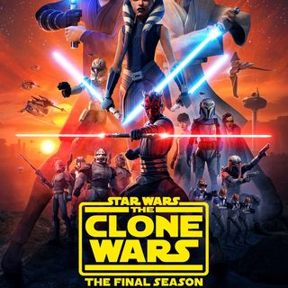 Star Wars: The Clone Wars (The Final Season) REVIEW!