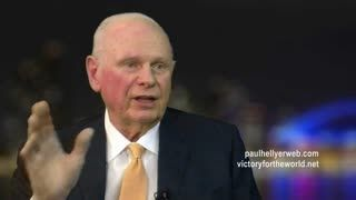 End tax and financial slavery now with Paul Hellyer