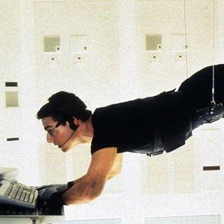 Un ciak sulla Iss per Tom Cruise