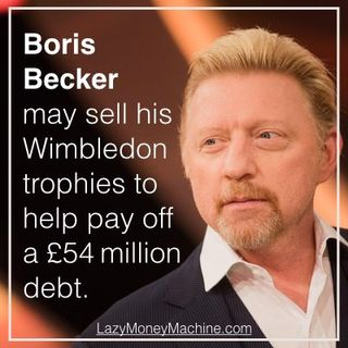 13: The downfall of Boris Becker