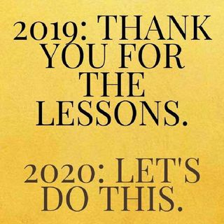 2020: The Year Of Blessings