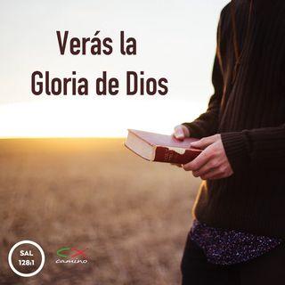 Oración 24 de junio (Verás la Gloria de Dios)