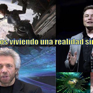 #145 Videojuegos, alguien nos está ganando. ¿Estamos viviendo una realidad simulada?