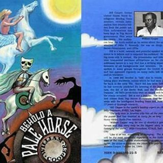Behold A Pale Horse By Bill Cooper