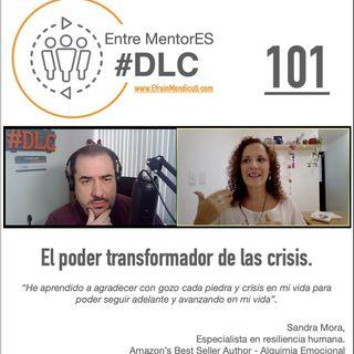 #DLC 101 con Sandra Mora