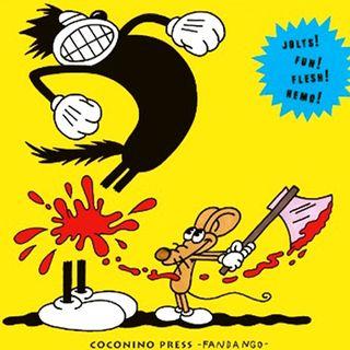 Coconino Press pubblica i fumetti più belli del mondo e io ve li consiglio!