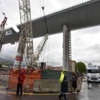 Ponte di Genova terminato: oggi il varo. Per Toti è il simbolo dell'Italia che non si ferma